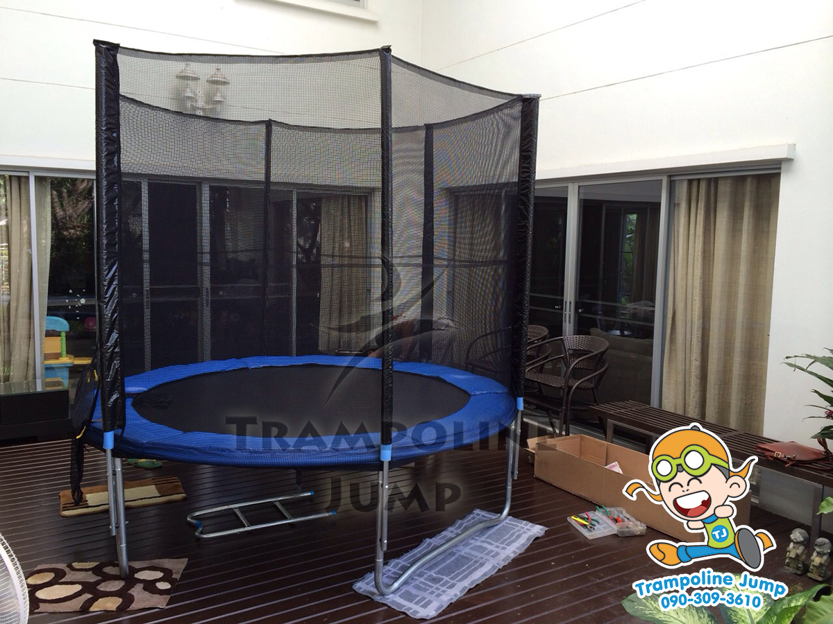 trampoline 8 150 kg. Black Bedroom Furniture Sets. Home Design Ideas