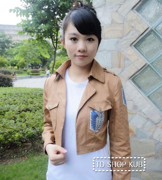 เสื้อแจ็คเกต(ผ่าพิภพไททัน) ver.1