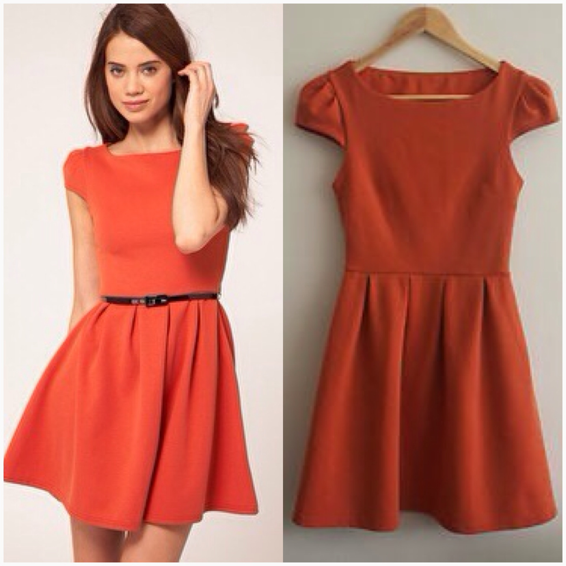 Lipsy skater Dress size uk8- uk10
