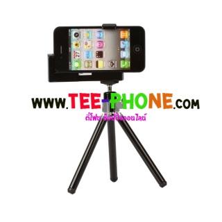 ขาตั้ง iPhone สไตล์กล้องถ่ายรูป Mobile Holder