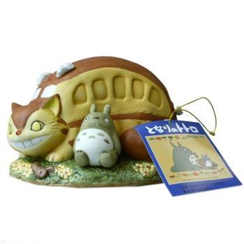 กล่องดนตรีเซรามิก My Neighbor Totoro (Neko Bus)