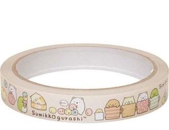 เทปกาว Sumikko Gurashi (Cup)