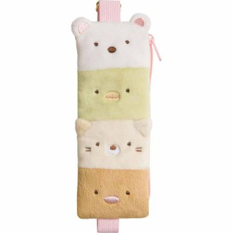 กระเป๋าดินสอมีสายรัด Sumikko Gurashi